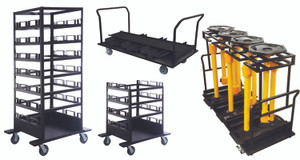 Stanchion Post Carts