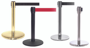 Mini Queue Pro Stanchions