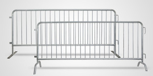 Galvanized Steel Barriers