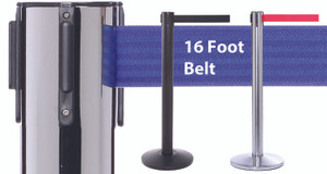 Pro Belt Stanchions 16 ft Belt