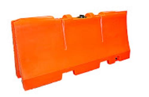 "Plastic Jersey Barrier 32"" x 72"" 70 lb"