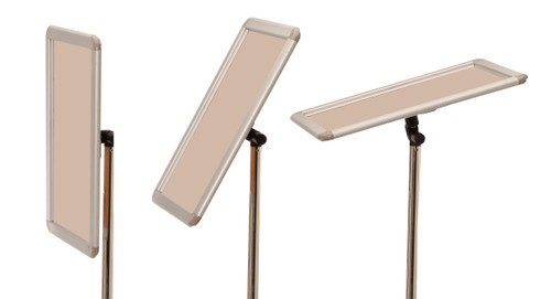Snap Sign Frame Stand | 2 Sign Frame  Sizes