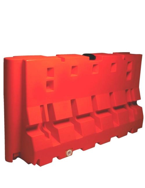 "Plastic Jersey Barrier 42"" x 72"" 100 lb"