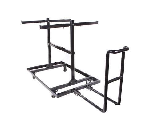 Steel Barricade Push Cart