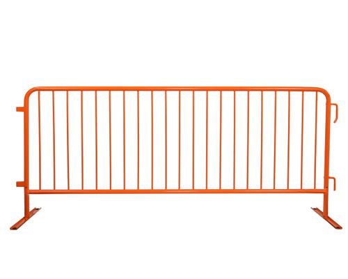 """Replacement Flat Base - 1.5"""" Diameter Frame Orange Powder Coat"""