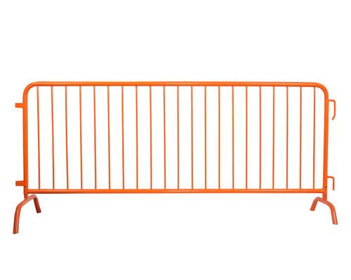 """Replacement Bridge Base - Large 1.5"""" Diameter Frame Orange Powder Coat"""