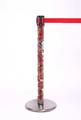 Pro Clear Retractable Belt Barrier Stanchion 11 / 13 Foot Belts