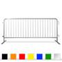 20 Pack  8.5 FT Steel Crowd Control Barricades