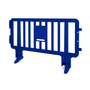 6.5 Foot Heavy Duty Plastic Barricades | Crowd Control Barriers | 8 Colors