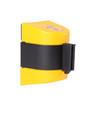 Wall Mounted Retractable Belt Barrier | 13 / 15 Foot Belts - Wall Pro 400