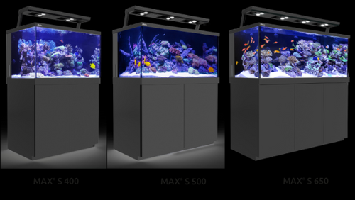 Red Sea Max S-Series Aquarium Systems