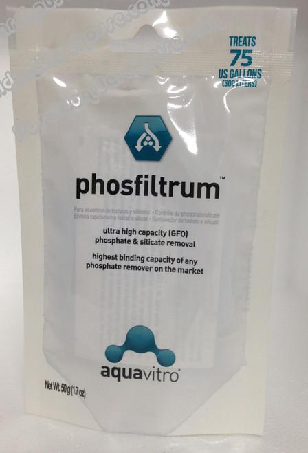 Phosfiltrum GFO Granular Ferric Oxide