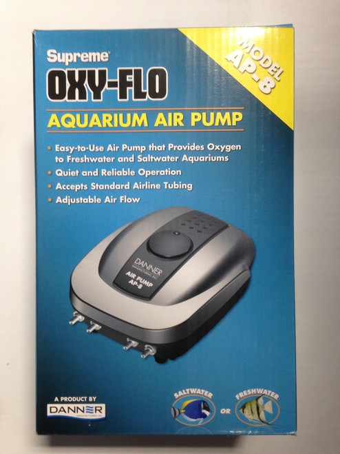 Air Pump Model AP-8 Supreme Oxy-Flo