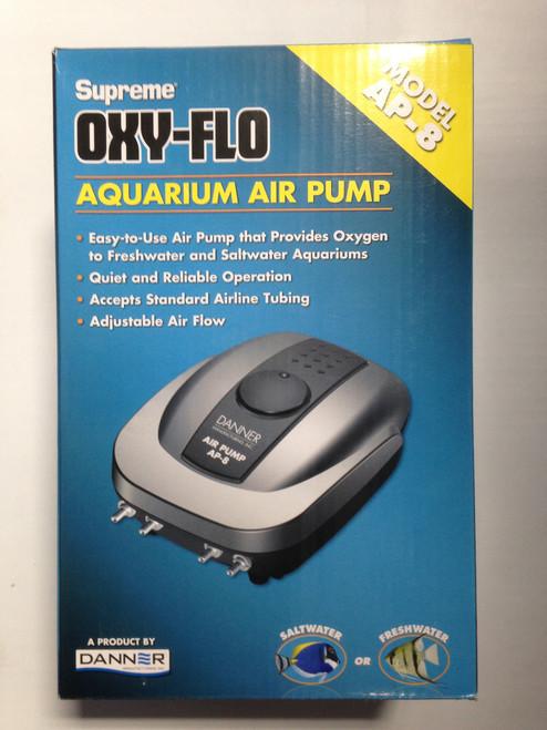 Air Pump Model AP-8 Supreme Oxy-Flo