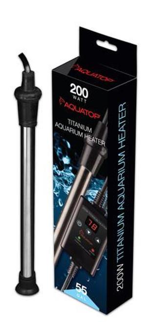 Aquatop Titanium Heater w/ Controller 200W
