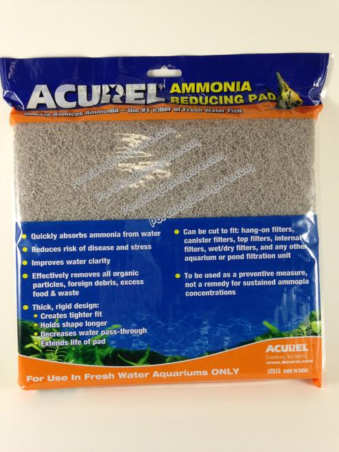 Ammonia Pad