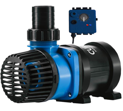 Current eFlux LOOP DC Flow Pump 1050 GPH with Flow Control