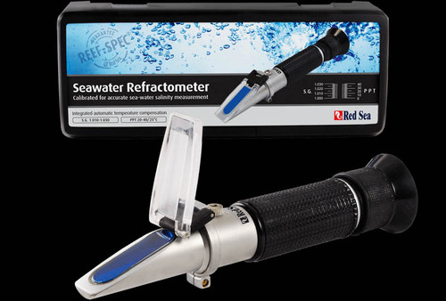 Red Sea Refractometer Salinity Meter
