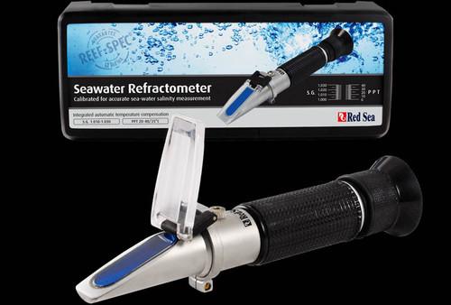 Red Sea Refractometer Salinity Meter