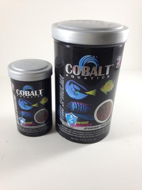 Cobalt Mysis Spirulina Flakes