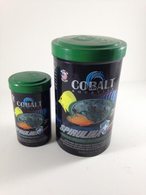 Cobalt Spirulina Flakes