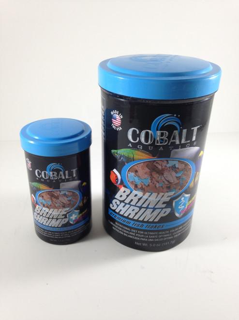 Cobalt Brine Shrimp Flakes