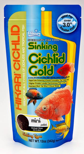 Hikari Sinking Cichlid Gold Pellets