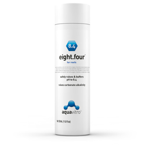 Seachem Aquavitro Eight.Four pH Buffer Supplement for Saltwater and Reefs