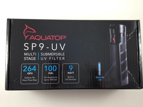 Aquatop UV Sterilizer SP9-UV Submersible Filter