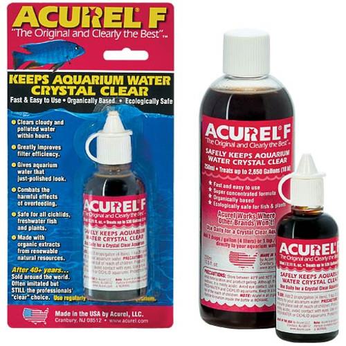 Acurel Water Clarifier Acurel F