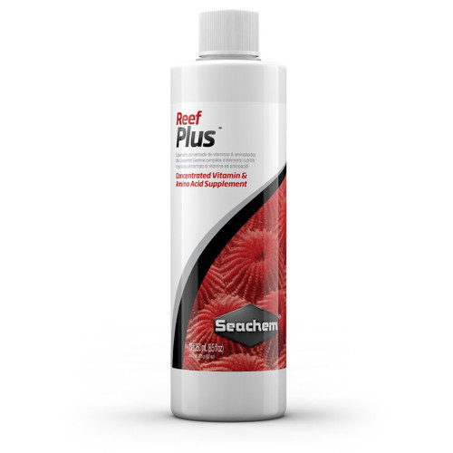 Seachem Reef Plus Concentrated Supplement
