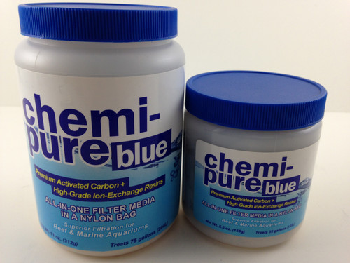 ChemiPure Blue Formula Filtration Media
