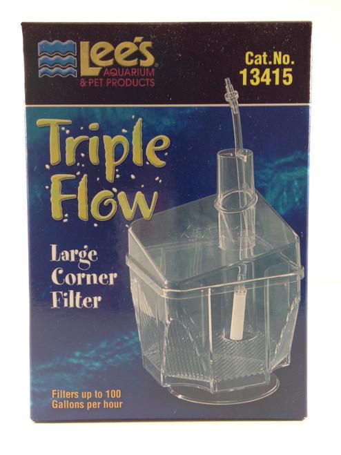 Lee's Corner Filter Triple Flow Large