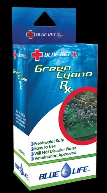 Blue Life Green Cyano Rx
