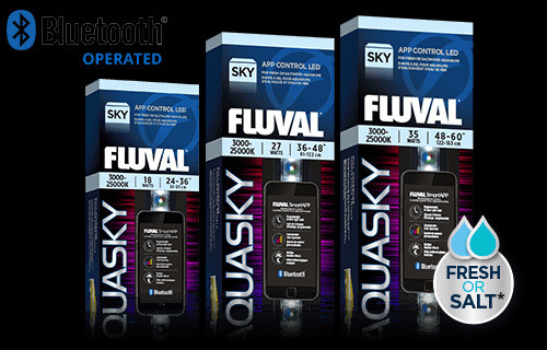 Fluval Aquasky 2.0 APP Controlled LED Lighting Fixture