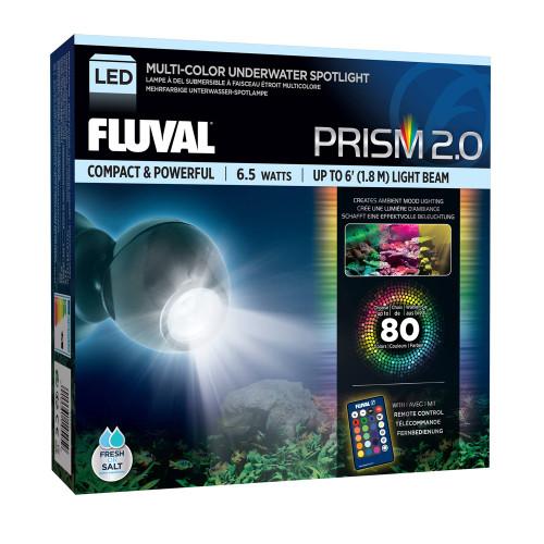 Fluval Prism Multi-Color Underwater LED Spotlight