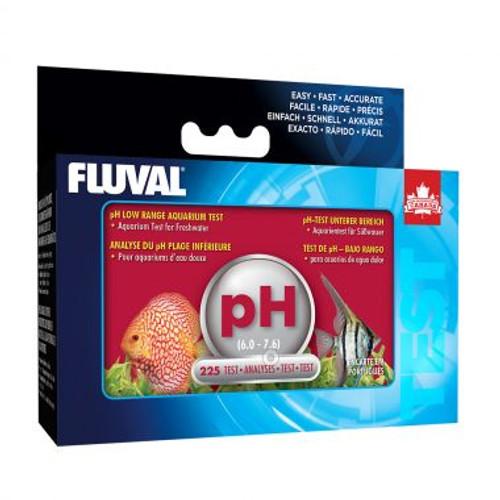 Fluval pH Low Range Test Kit