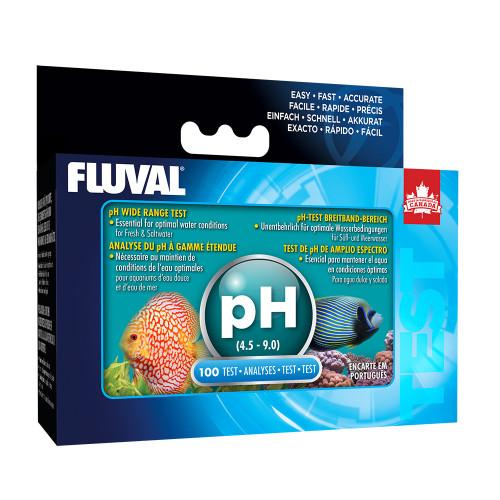 Fluval pH Wide Range Test Kit