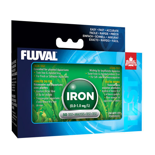 Fluval Iron Test Kit