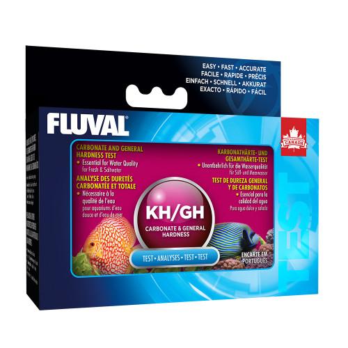 Fluval KH/GH Carbonate/Hardness Test Kit