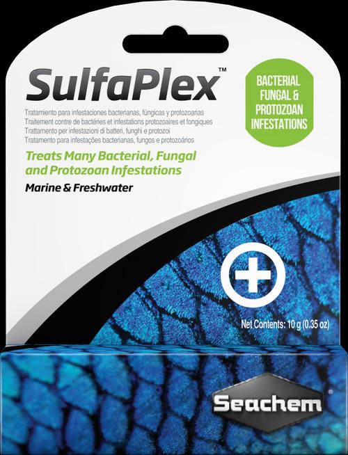 Seachem Sulfaplex Fish Antibiotic & Antifungal