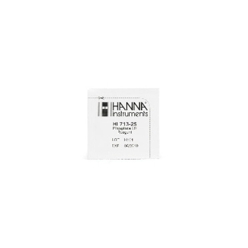 Hanna HI713-25 Phosphate Low Range Checker Reagents