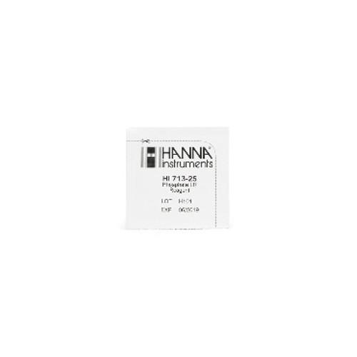 Hanna HI713-25 Phosphate Low Range Checker Reagents