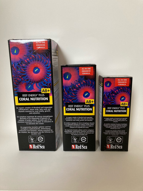 Red Sea Reef Energy Plus Coral Nutrition AB+