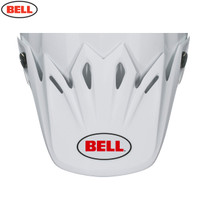 Bell Replacement Moto 9 Flex Peak Solid White
