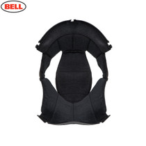 Bell Replacement Moto 3 Top Pad Cloth (Black) - Various Sizes