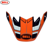 Bell Replacement Moto 9 Flex Peak (Factory Orange/Black)