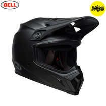 Bell 2020 MX-9 Mips Adult Helmet (Solid Matte Black)
