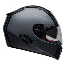 Bell 2020 Street RS2 Adult Helmet (Rally Black/Titanium)