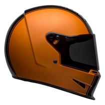 Bell 2020 Cruisier Eliminator Adult Helmet (Rally Matte/Gloss Black/Metallic Orange)